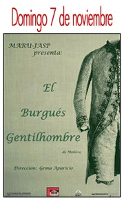 El Burgués Gentilhombre
