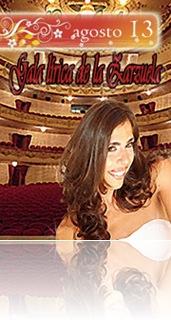 Gala Lírica Hevila Cardeña