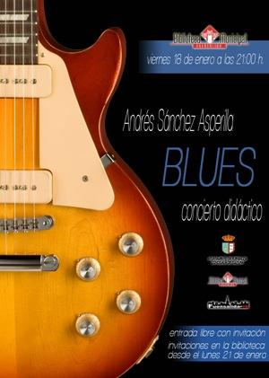 Blues Concierto Didáctico