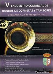 Cornetas y Tambores Fuensalida 2013