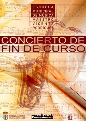 Concierto Fin Curso