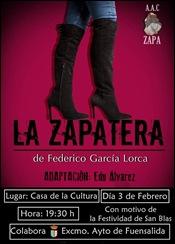 La Zapatera Teatro Zapa