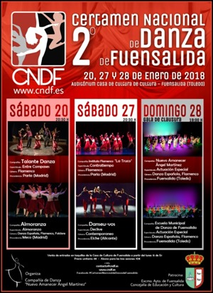 Certamen Danza Fuensalida