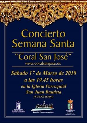 Concierto Semana Santa Fuensalida